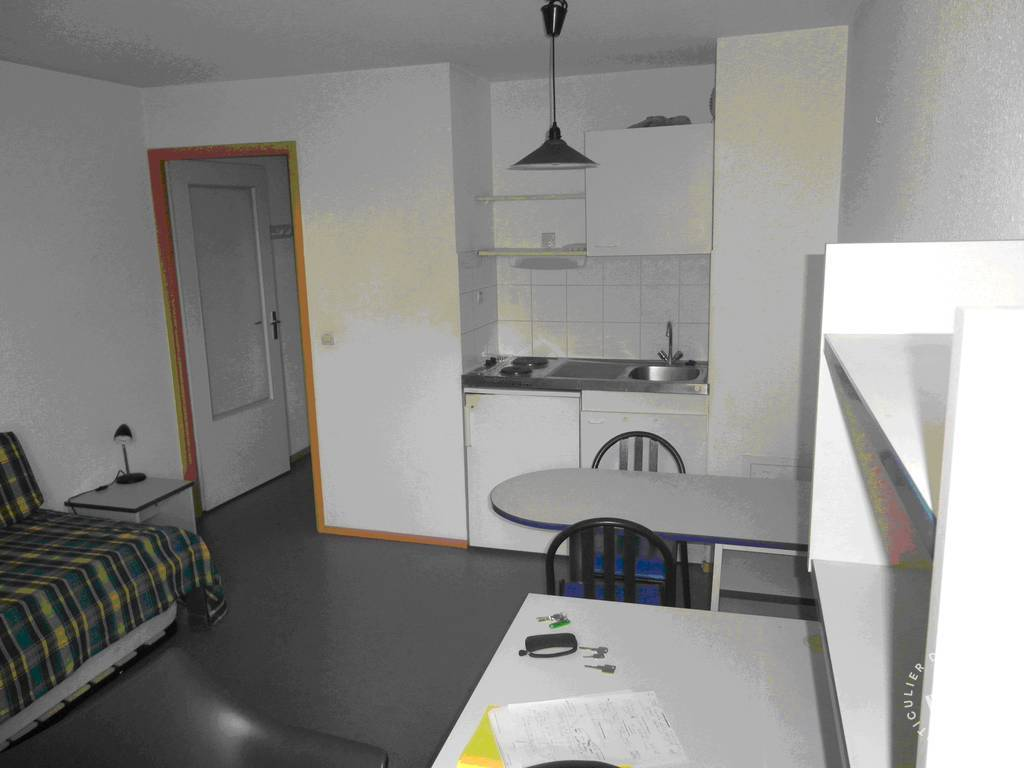 Location meubl e studio 20 m lyon 8e 20 m 420 e de - Location meuble lyon particulier ...