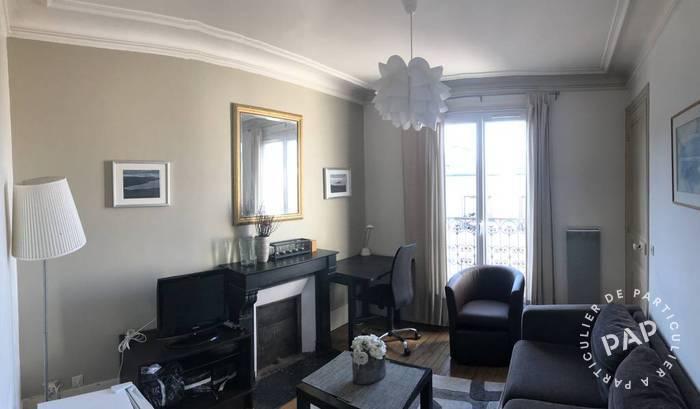 Location appartement 2 pièces Paris 14e