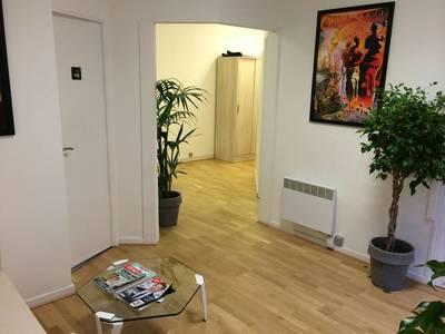 Location bureaux et locaux professionnels 95m� Paris 9E - 3.215€