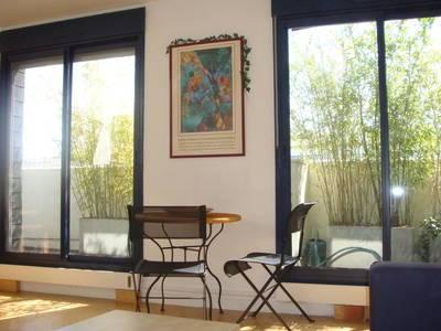 Location meubl�e appartement 3pi�ces 80m� Paris 16E - 2.770€