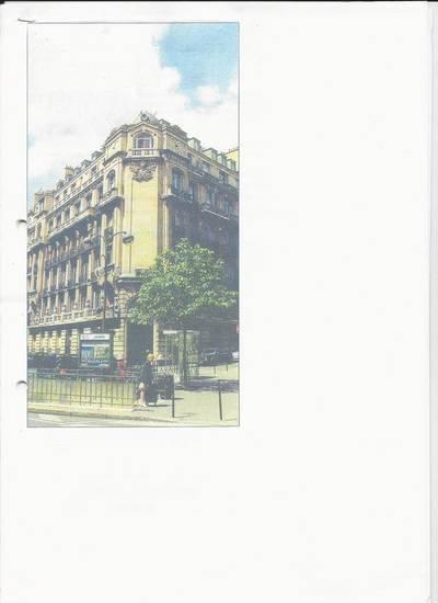 Location bureaux et locaux professionnels 100m� Paris 16E - 3.300€