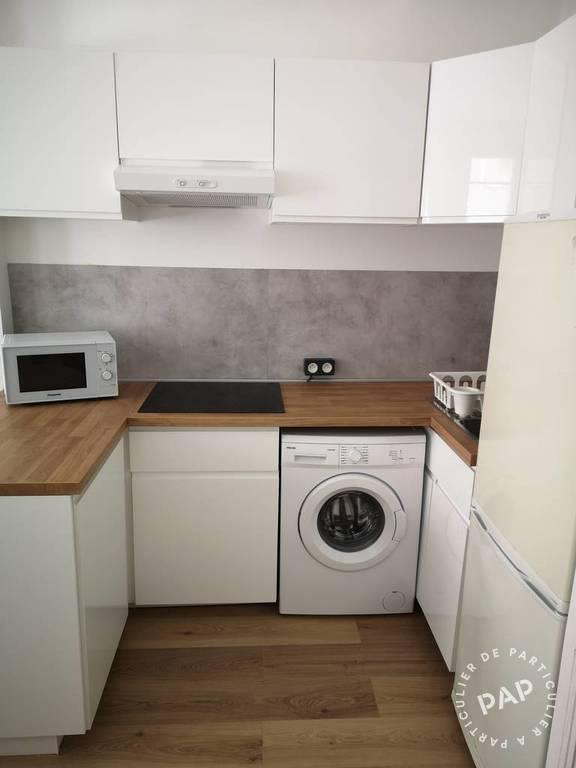 location meubl e appartement 2 pi ces 29 m paris 15e 29 m 920 de particulier. Black Bedroom Furniture Sets. Home Design Ideas