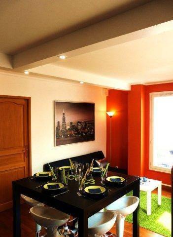Location meubl�e appartement 9pi�ces 110m� Cergy (95) - 535€