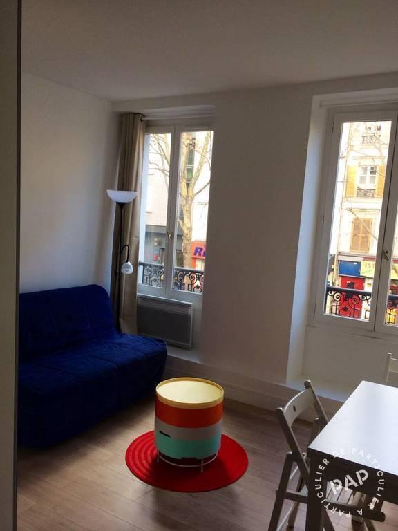 location meubl e studio 17 m paris 17e 17 m 750 de particulier particulier pap. Black Bedroom Furniture Sets. Home Design Ideas