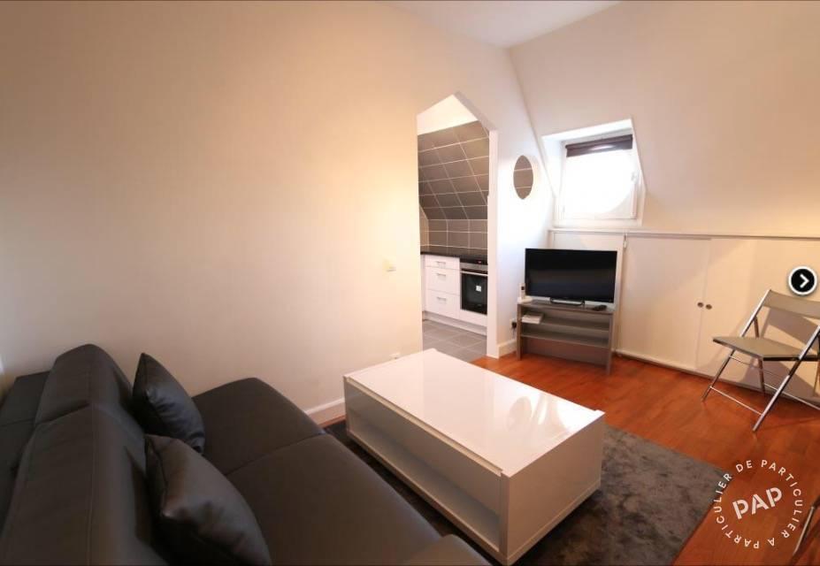 Location Appartement Paris 16E 25m² 1.200€