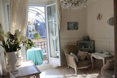 Location meubl�e appartement 2pi�ces 28m� Paris 15E - 1.300€