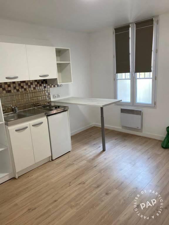 Location Appartement Paris 17E 25m² 790€
