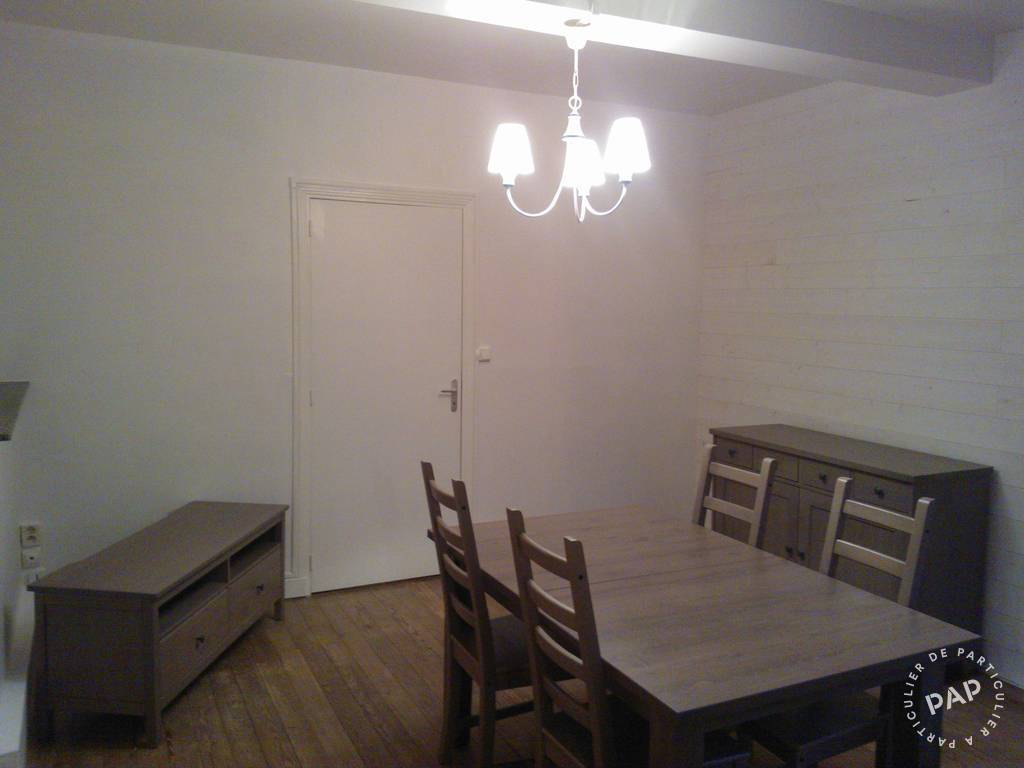 location meubl e appartement 2 pi ces 45 m avesnes sur. Black Bedroom Furniture Sets. Home Design Ideas