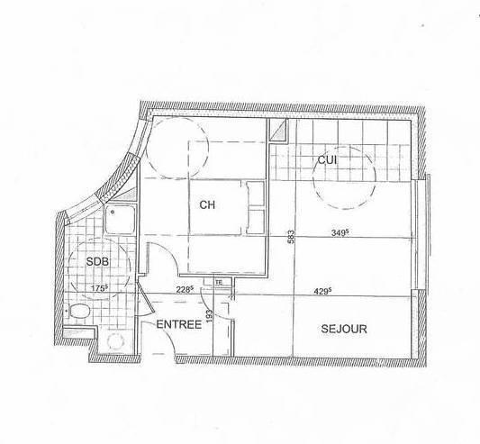 location appartement 2 pi ces nanterre 92000 appartement 2 pi ces louer nanterre 92000. Black Bedroom Furniture Sets. Home Design Ideas
