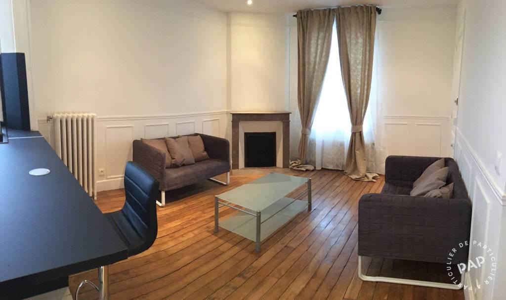 Location meubl e appartement 3 pi ces 65 m saint germain - Location appartement meuble saint germain en laye ...