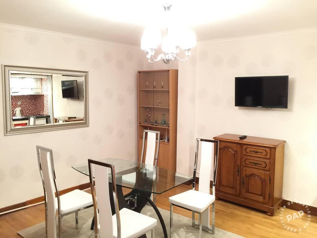 Location meubl e appartement 2 pi ces 35 m paris 8e 35 for Location appartement meuble sur paris