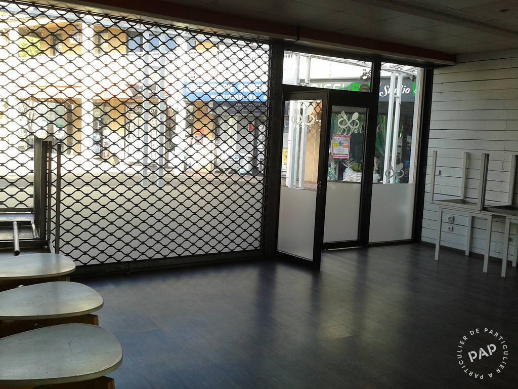Location ou cession local commercial 80 m castanet for Location garage castanet tolosan