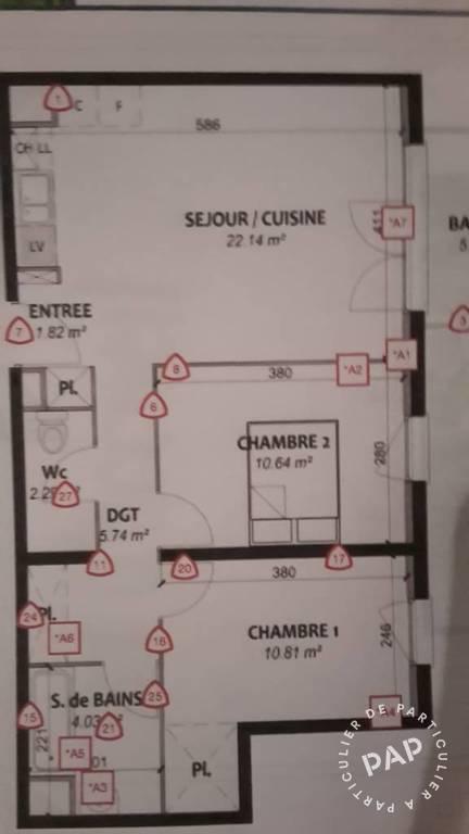 location appartement 3 pi ces 57 m meaux 77100 57 m 810 e de particulier particulier. Black Bedroom Furniture Sets. Home Design Ideas