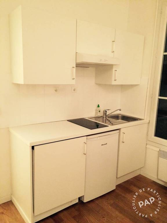 Location Appartement Paris 9E 25m² 950€