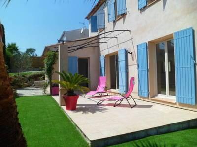 Location meubl�e maison 100m� Biot (06410) - 1.675€