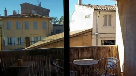 Location meubl�e studio 29m� Aix-En-Provence (13) - 580€