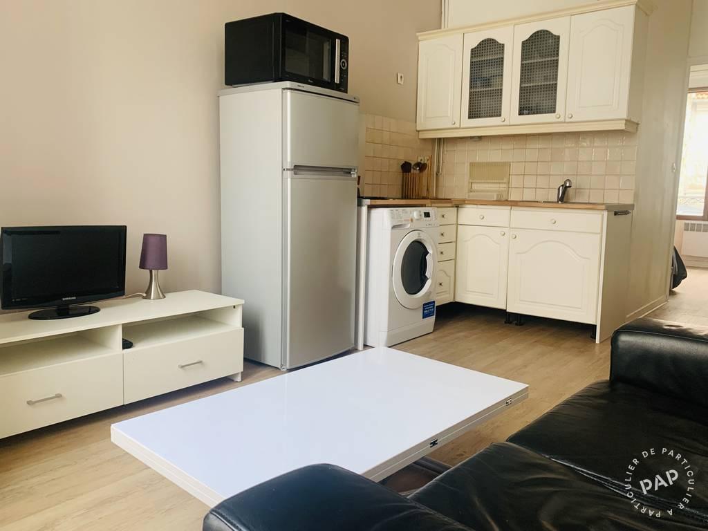 Location Appartement Paris 15E 28m² 1.000€