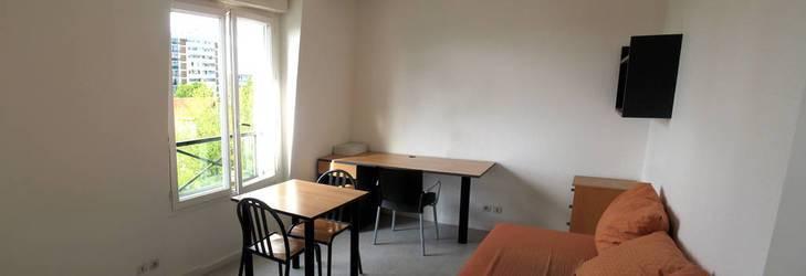 Location meubl�e studio 18m� Malakoff (92240) - 690€