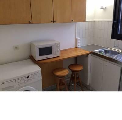 Location meublée studio 34m² Puteaux (92800) - 975€