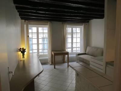 Location meubl�e studio 17m� Paris 12E - 800€