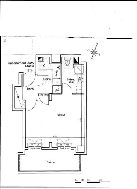 location chambre 33 m rosny sous bois 93110 33 m 740 e de particulier particulier pap. Black Bedroom Furniture Sets. Home Design Ideas