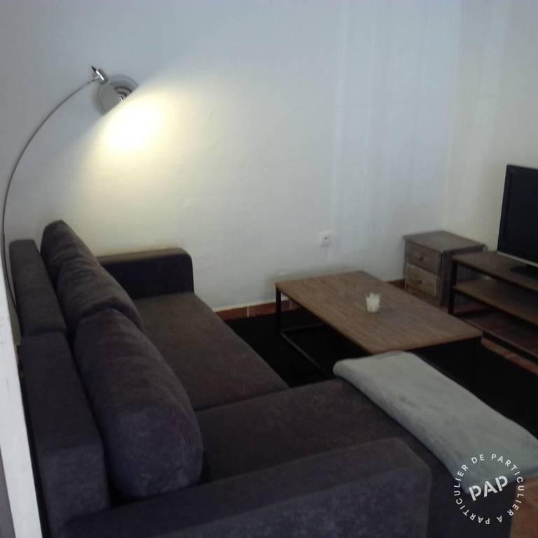 location meubl e studio 30 m nimes 30 30 m 465 e de particulier particulier pap. Black Bedroom Furniture Sets. Home Design Ideas