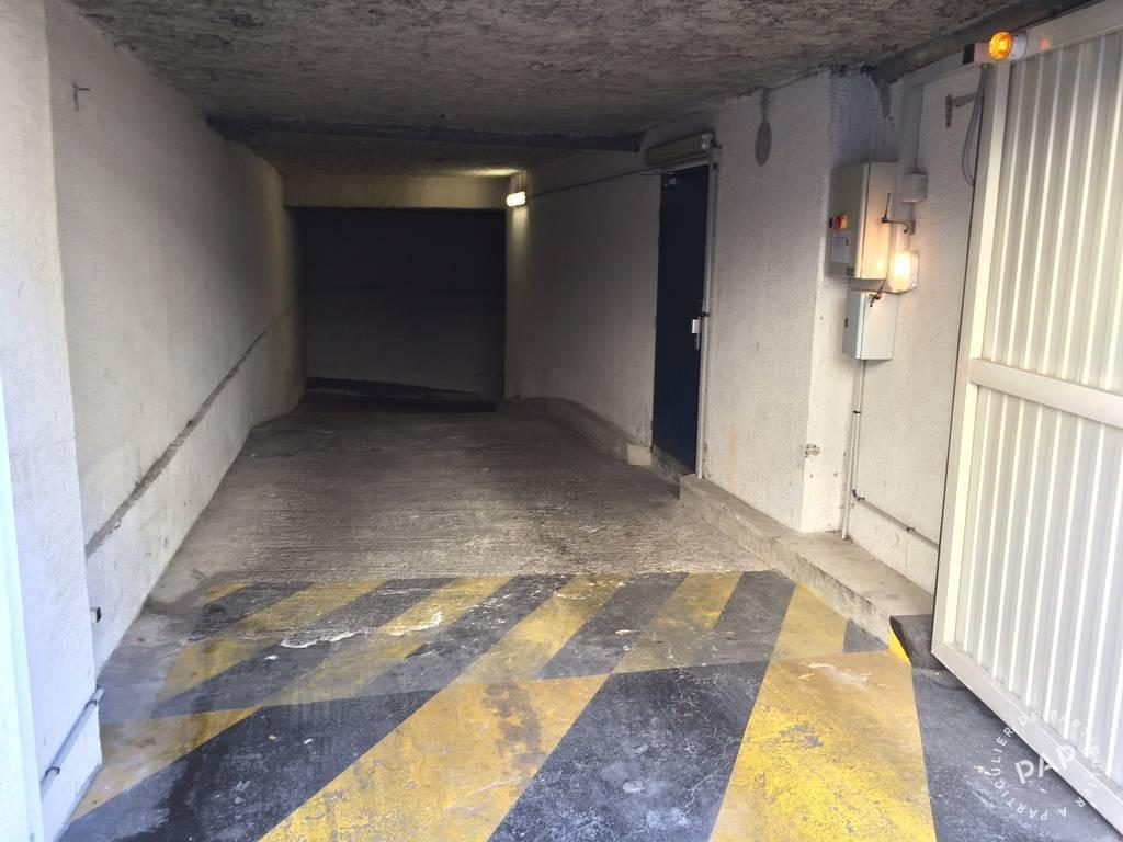 Garage, parking Paris 20E 100€