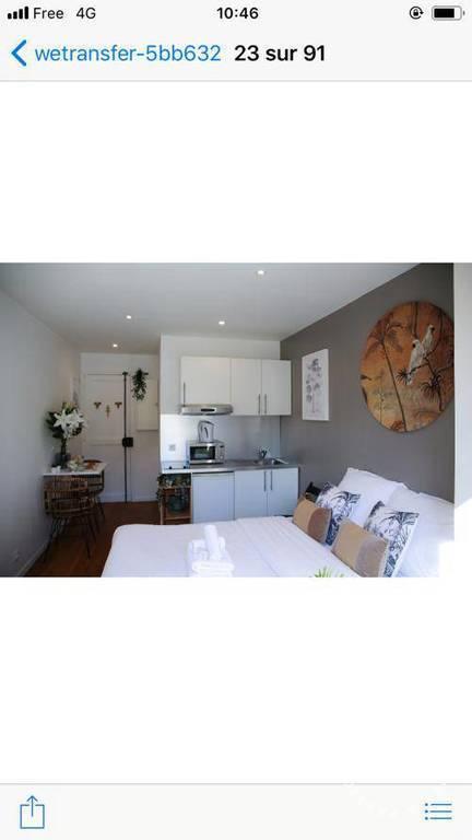Location Appartement Paris 10E 18m² 800€