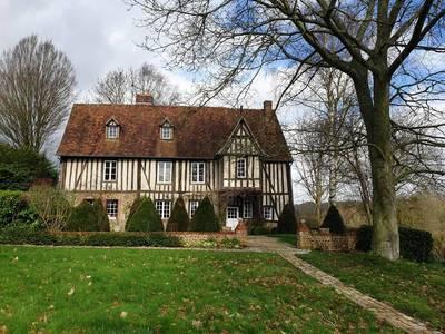 Vente maison Saint-Agnan-De-Cernières - 440.000€