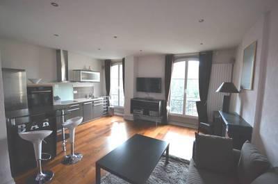 Location meubl�e appartement 2pi�ces 60m� Maisons-Alfort (94700) - 1.400€