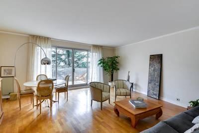Location meubl�e appartement 3pi�ces 79m� Saint-Cloud (92210) - 1.700€