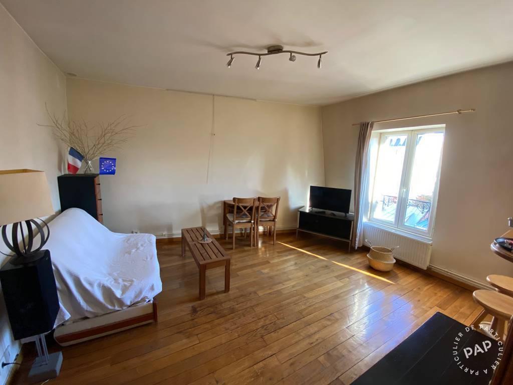 Location Appartement Asnieres-Sur-Seine (92600) 36m² 1.090€