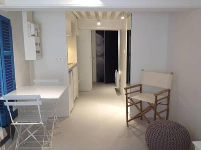 Location meubl�e studio 19m� Lyon 2E - 600€