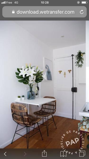 Location immobilier 800€ Paris 10E