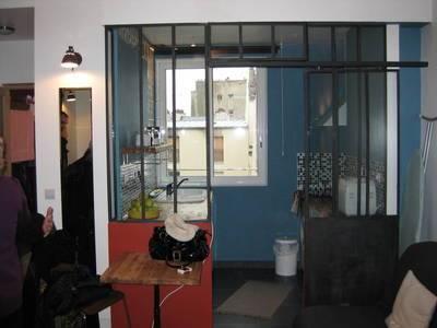 Location meubl�e studio 24m� Paris 18E - 784€