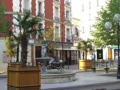 Location appartement 24m² La Garenne-Colombes (92250) - 720€