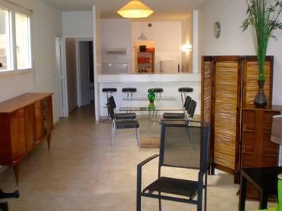 Location meubl�e appartement 2pi�ces 68m� Montpellier (34) - 750€