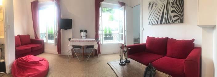 Location meubl�e appartement 2pi�ces 36m� Paris 7E - 1.800€
