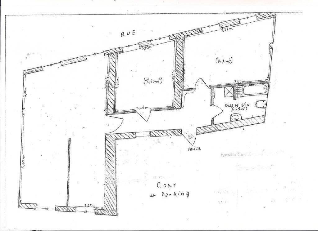 Location appartement 5 pi ces 88 m saint germain en laye for Adresse piscine saint germain en laye