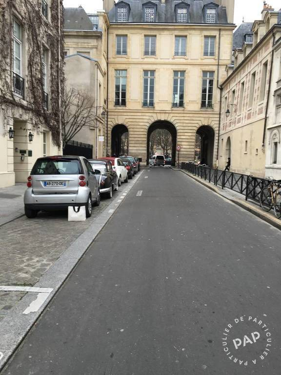 Location garage parking paris 3e 250 e de particulier for Location garage mecanique ile de france