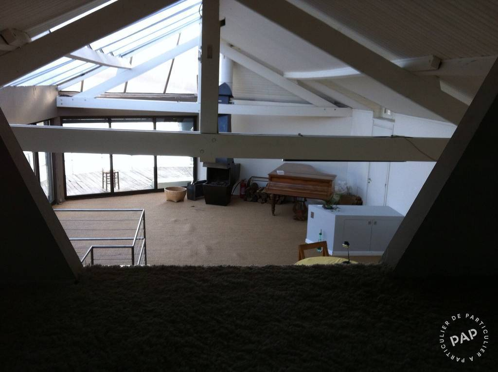 Location loft atelier 186 m le port marly 78560 186 for Location atelier loft