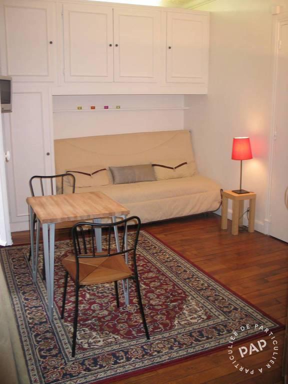 Location Appartement Paris 15E 17m² 760€