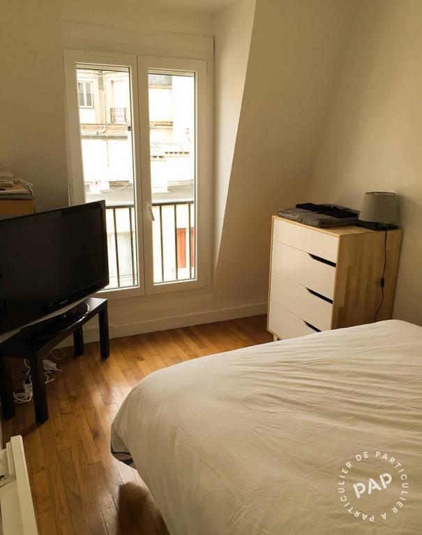 location meubl e appartement 2 pi ces 30 m paris 15e 30 m e de particulier. Black Bedroom Furniture Sets. Home Design Ideas