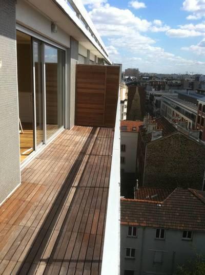 Location appartement 2pièces 52m² Clichy (92110) - 1.350€