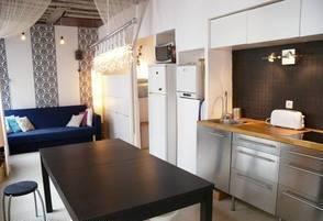 Location meubl�e appartement 2pi�ces 30m� Paris 2E - 1.350€