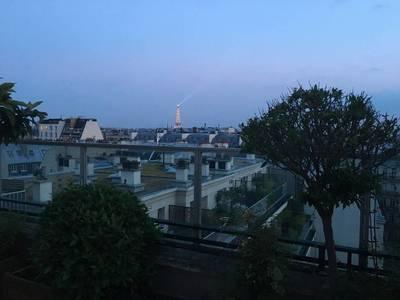 Location appartement 4pi�ces 92m� Paris 17E - 3.620€