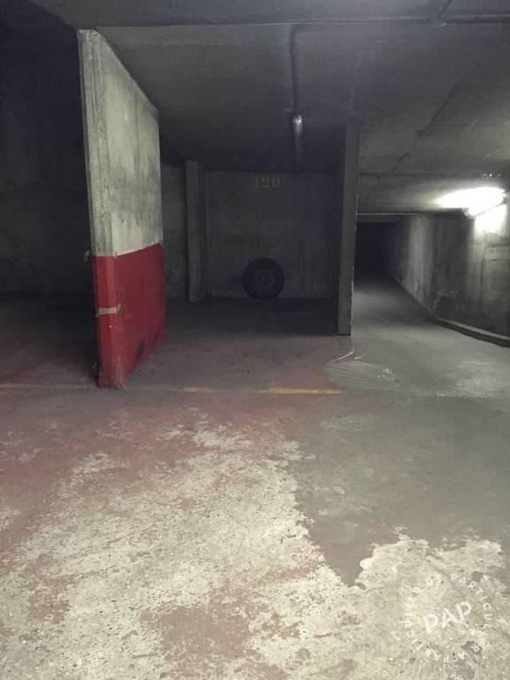Location garage parking paris 16e 90 e de particulier for Garage paris 16