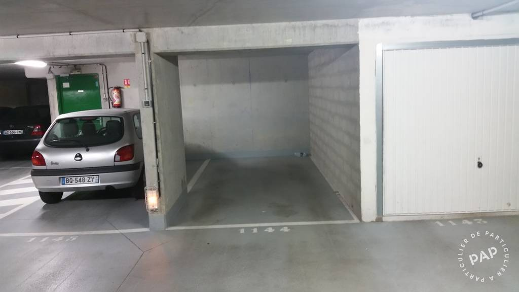 Location garage parking chatillon 92320 80 e de for Garage chatillon montrouge