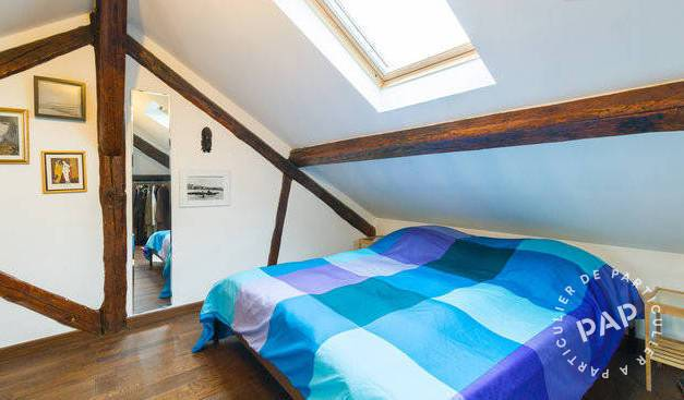 location meubl e appartement 2 pi ces 48 m paris 20e 48 m e de particulier. Black Bedroom Furniture Sets. Home Design Ideas