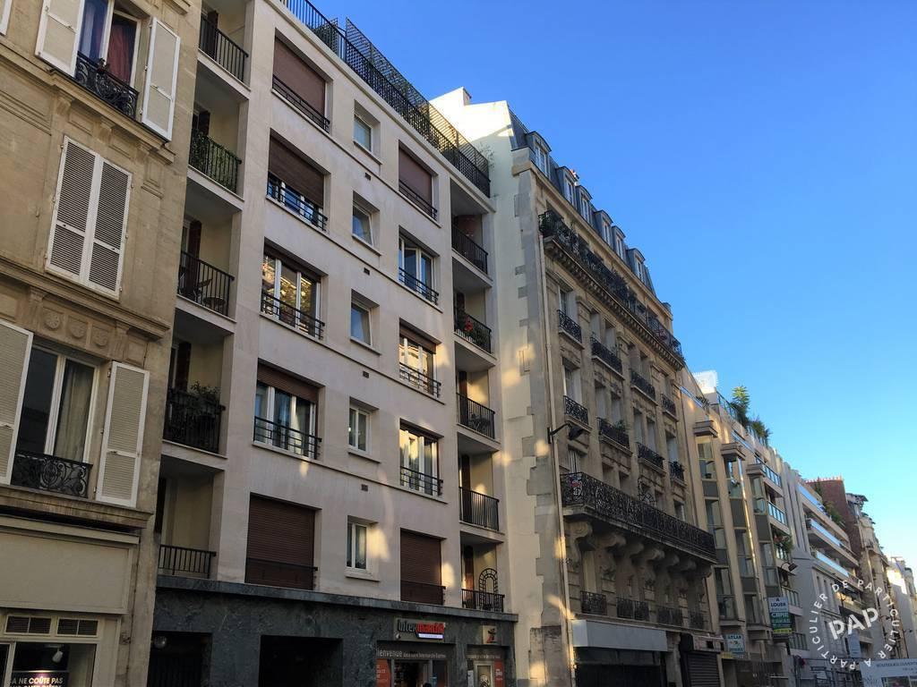 Location Appartement Paris 17E 43m² 1.480€